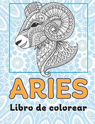 Aries - Libro de colorear