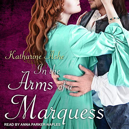 In the Arms of a Marquess audiobook cover art