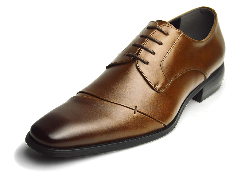 NERO CORSARO 本革 日本製 ビジネスシューズ 革靴 紳士靴 メンズ レースアップ ストレートチップ 内羽