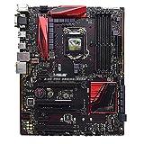 LGA 1151, Fit for ASUS B150 Pro Gaming/Aura Placa Base de Escritorio DDR4 Ram Intel B150 B150M I7 / I5 / I3 procesador M.2 Placa Base USB3.0 SATA3