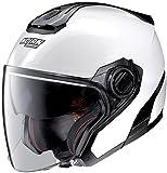 Nolan N40-5 Special N-Com Pure White XXL