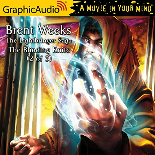 The Blinding Knife (2 of 3)  By  cover art