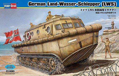 German Land-Wasser-Schlepper