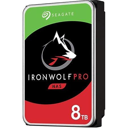 Seagate Ironwolf Pro 8 Tb Hdd Nas Interne Festplatte Computer Zubehör