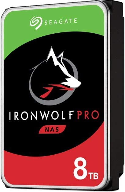 Seagate Ironwolf Nas Internal Hard Drive Computers Accessories