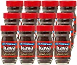 Kava Acid Neutralized Instant Coffee, 4 Ounce (Pack of 12)