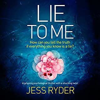 Lie to Me                   By:                                                                                                                                 Jess Ryder                               Narrated by:                                                                                                                                 Lorraine Coady                      Length: 11 hrs and 37 mins     86 ratings     Overall 4.0