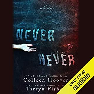Never Never: Part Two audiobook cover art
