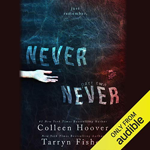 Never Never: Part Two cover art