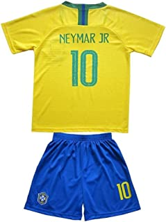 neymar jr brazil jersey