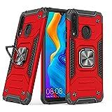 LUSHENG Compatible avec Huawei P30 Lite Coque, Antichoc Lourd Devoir Protection Coque pour Huawei...