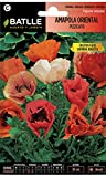 Semillas de Flores - Amapola Oriental Pizzicato - Batlle