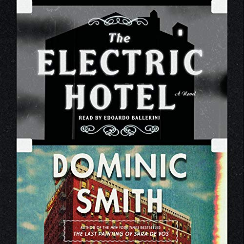 The Electric Hotel audiobook cover art