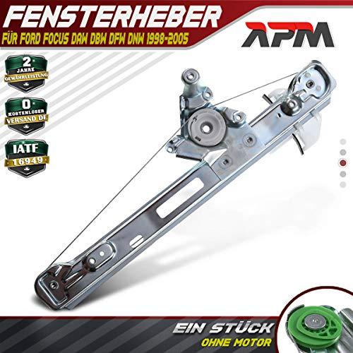Frankberg Fensterheber Ohne Motor Hinten Links für Focus Stufenheck Turnier DAW DBW DFW DNW 4/5-Türer 1998-2005 1143005