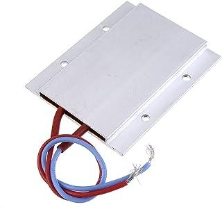 BouBou Ac220V 200W 200 Grados 77X62X6Mm PTC Elemento Calefactor Temperatura Constante PTC Calentador Carcasa Aluminio