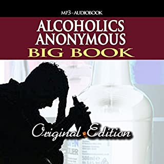 Alcoholics Anonymous cover art