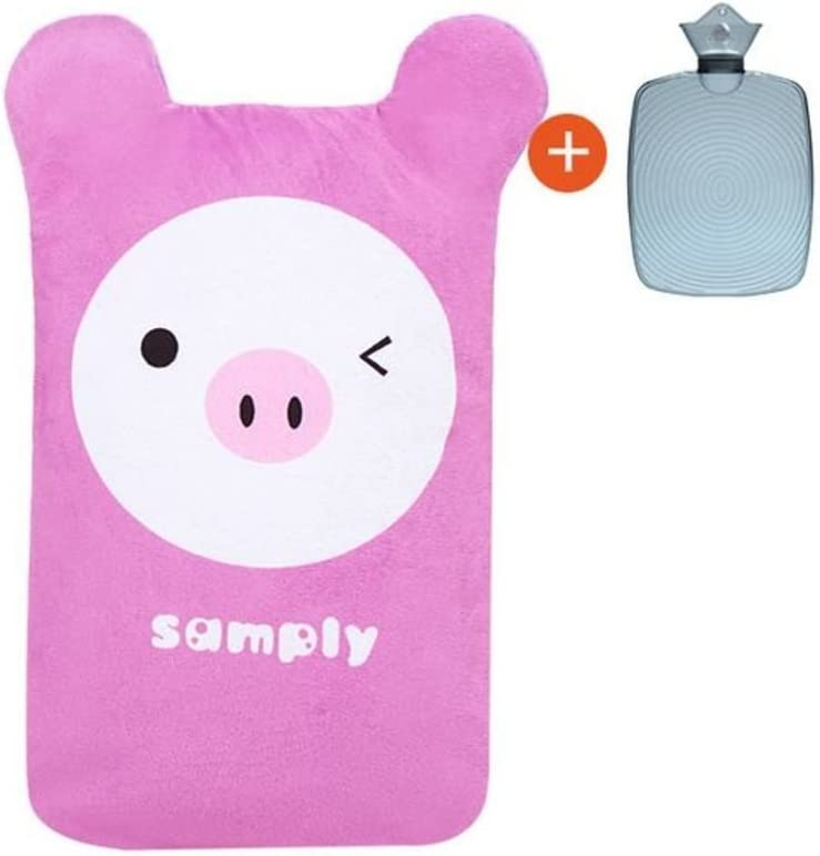 Sales of SALE items from new works Hot water bottle pink Direct store Children hot