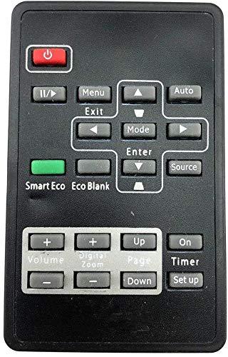 Universal Compatible proyector mando a distancia para de repuesto para proyector BENQ...