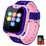 PTHTECHUS Kids Game Smart Watch ...