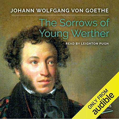 The Sorrows of Young Werther cover art