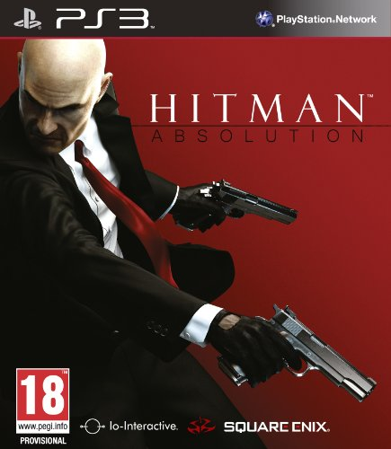 Square Enix Hitman Absolution PS3