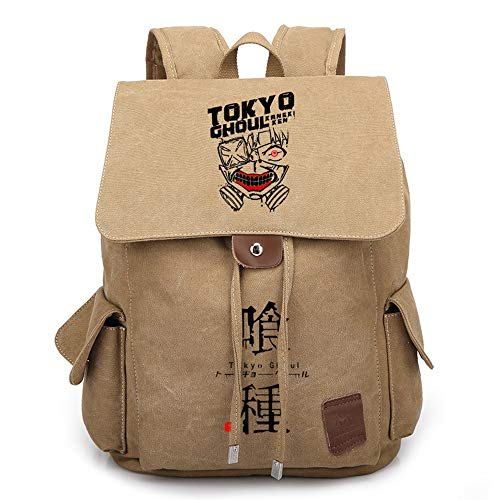 Anime Backpack Tokyo Ghoul School Backpacks Bag Teenagers Cosplay Boys Girls Laptop Bags Travel Backpack