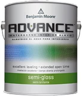 ADVANCE Waterborne Interior Alkyd Paint - Semi-Gloss Finish(793)