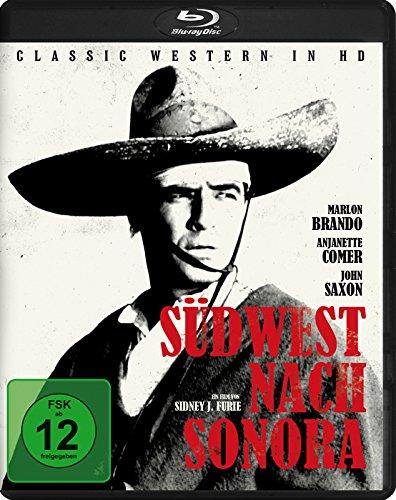 Südwest nach Sonora - Classic Western HD-Remastered [Blu-ray]