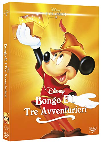 Bongo e i Tre Avventurieri - Collection 2015 (DVD)