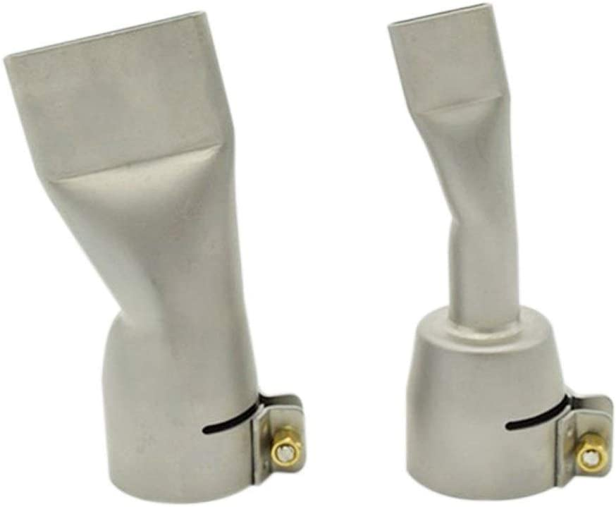 LOPQOI 2Pcs New product! New type Welding Nozzles for Leister 20Mm Bak Heat an Hot Air Max 74% OFF