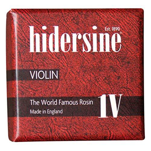 Hidersine Kolophonium im Stoffbeutel Violine, hell