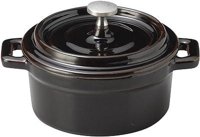 光洋陶器 鉄製 ココット 13cm ブラウン S9956003