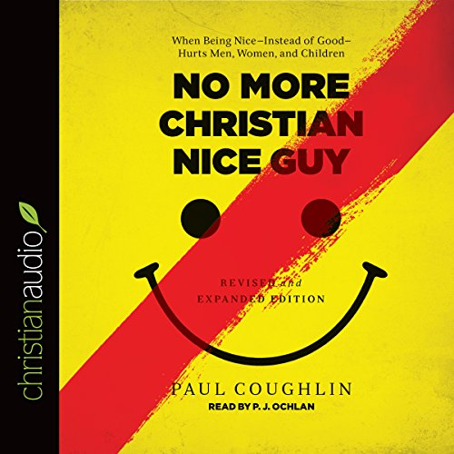 No More Christian Nice Guy audiobook cover art