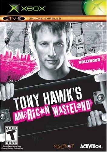 Tony Hawks American Wasteland - Xbox