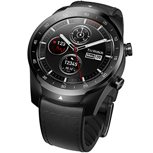 Mobvoi Ticwatch Pro smartwatch Black