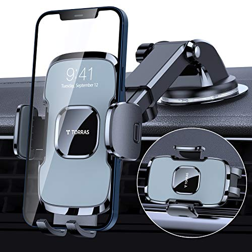TORRAS Car Phone Holder Mount, Late…