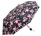 Sun Umbrella Nirali 6 Multicolor UV Protective 3 Fold Umbrella