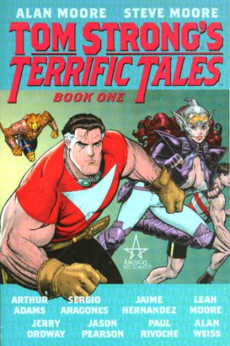 Tom Strong's Terrific Tales: Book 01の詳細を見る