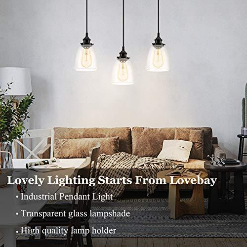 Lovebay Iluminación colgante