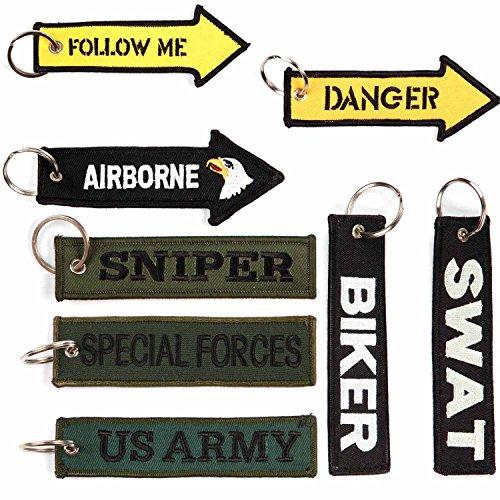 US Army 101st Airborne Division Schlüsselanhänger Key Ring