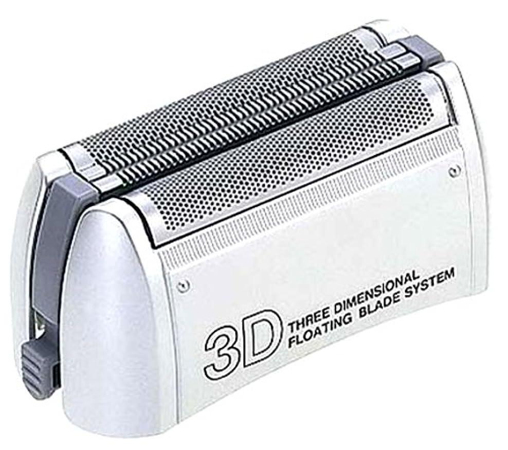 変形協会踏みつけパナソニック 替刃 リニアスムーサー3D メンズシェーバー用外刃 ES9081
