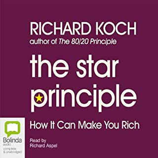 The Star Principle audiobook cover art