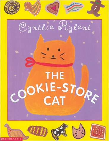 The Cookie Store Cat