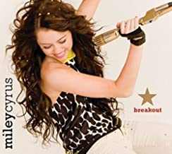 Breakout by Cyrus, Miley (2008-09-02)