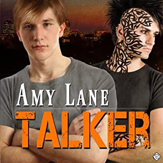 Talker audiobook cover art