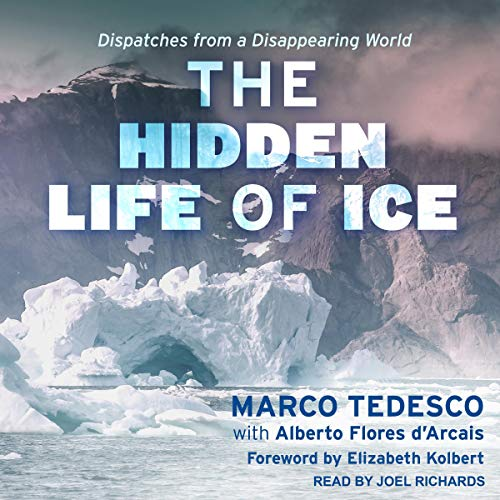The Hidden Life of Ice cover art