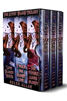 [Helen Allan]のThe Gypsy Blood Collection: Books 1-3 (The Gypsy Blood Series) (English Edition)