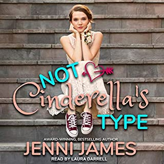 Not Cinderella's Type audiobook cover art