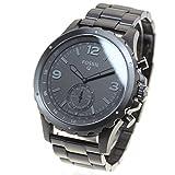 [フォッシル] 腕時計 Q NATE ハイブリッドスマートウォッチ FTW1115 正規輸入品