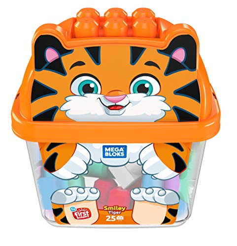 Mega Bloks Smiley Tiger